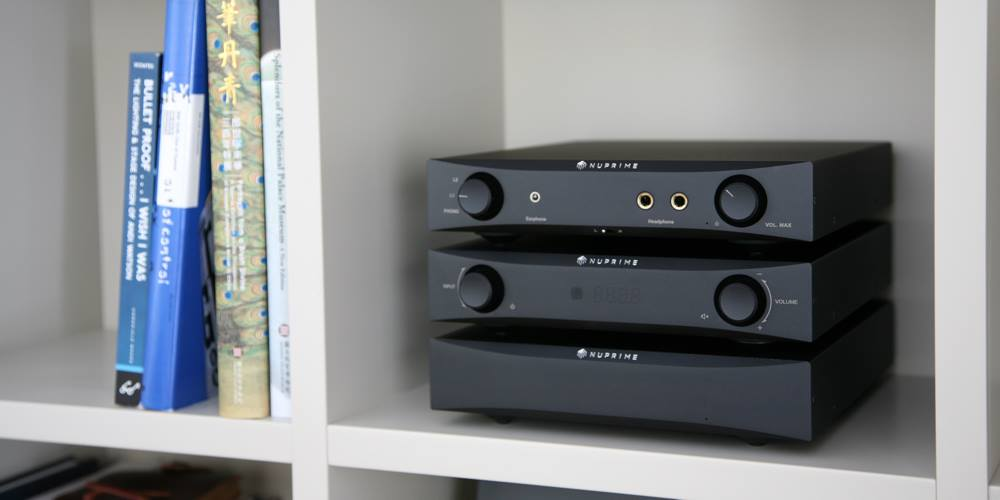 NuPrime Lifestyle High-End Audio